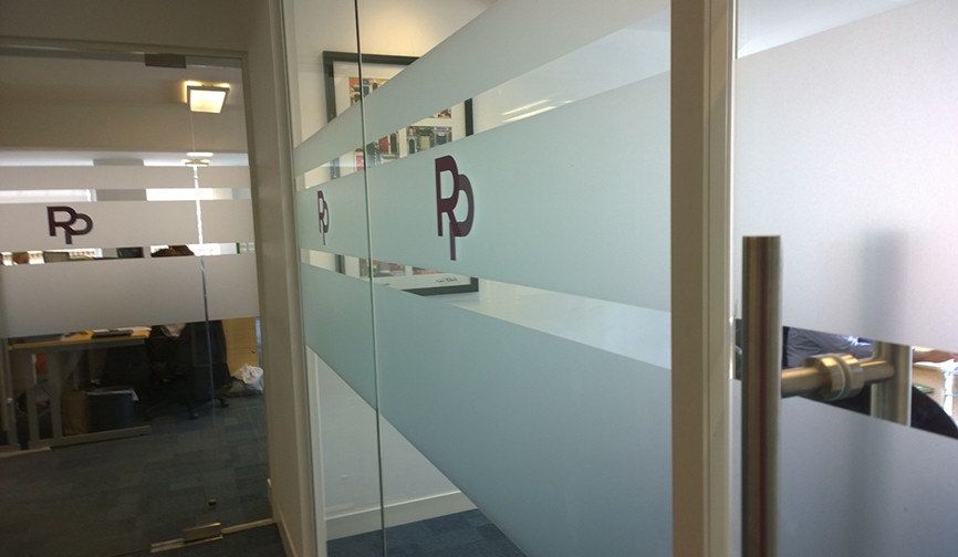 Corporate Glass Manifestation