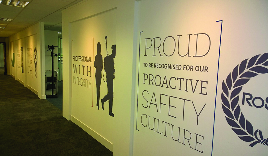 Wall Graphics Warrington