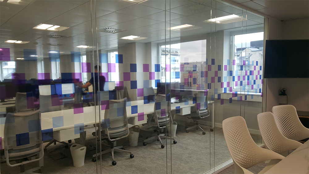 Outsourced Liverpool Translucent Glass Manifestation