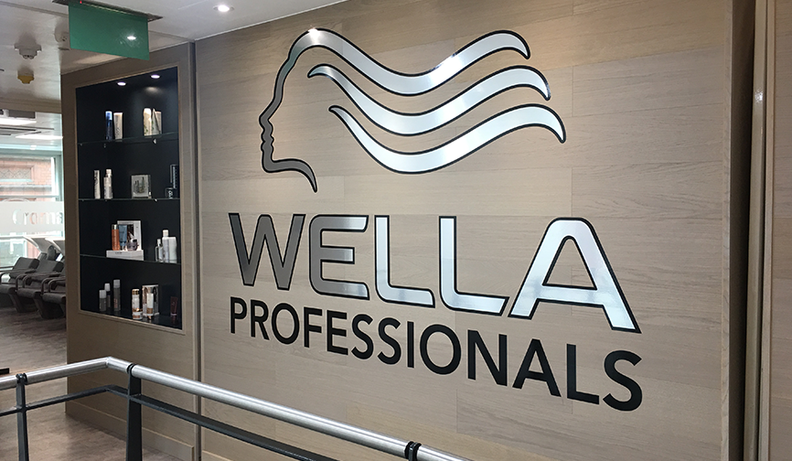 Wella Glass Manifestation, Manchester City Centre
