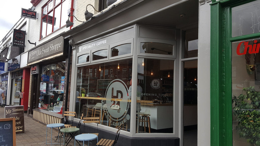 LD 24 Speciality Coffee, Stockton Heath, Warrington